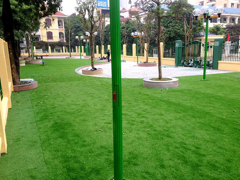 sân chơi cho bé trường tiểu học nghĩa đô