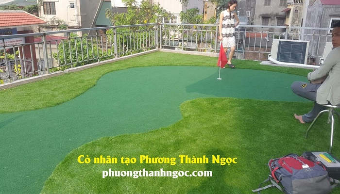 Sân Golf 170 Đê La Thành